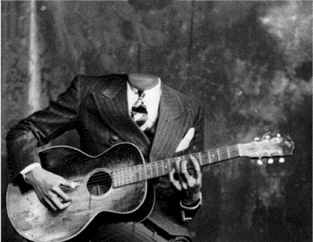 """Headless"" Lou Kolirew, An Pretty Amazing Blues Artist"